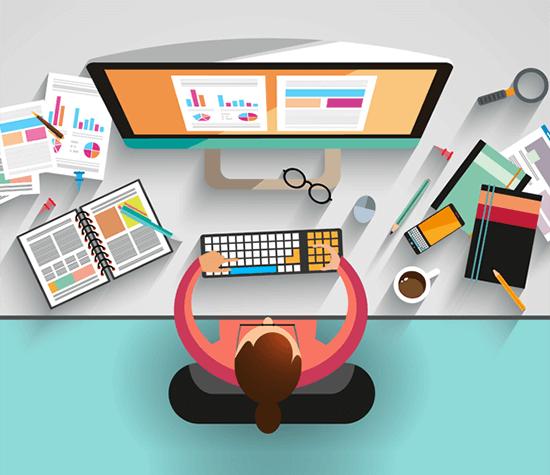 دوره های آموزشی طراحی وب